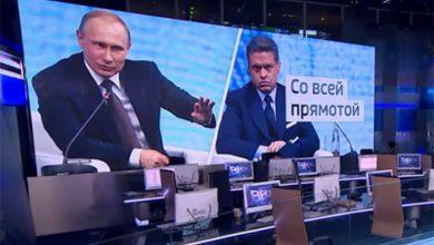 Photo of Путин победил журналиста CNN на информационном татами
