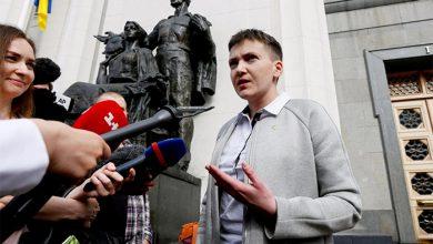 Photo of Украинские нацисты обвинили Савченко в том, что она агент ФСБ