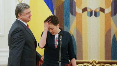 Photo of Киевские путчисты начали травлю своего карателя Надежду Савченко