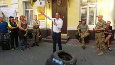 Photo of Освобождение боевика «Айдара»: Хорьки, почуяв слабину, сбиваются в кучу