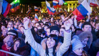 Photo of Крымчане довольны отделением своей Родины от Украины