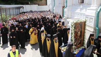 Photo of Николай Азаров о крестном ходе