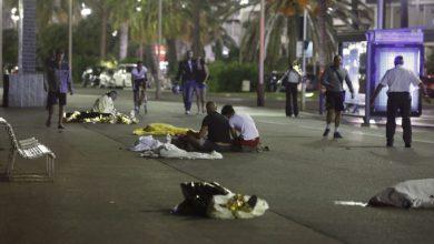 Photo of Грандиозный терракт в Ницце: минимум 80 человек погибших