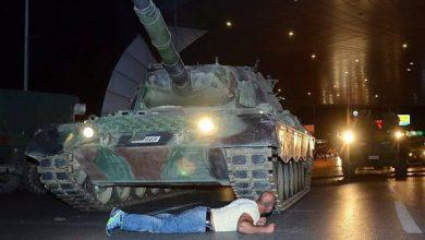 Photo of Военный государственный переворот в Турции подавлен