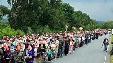 Photo of Крестному ходу православных запрещают входить в Борисполь