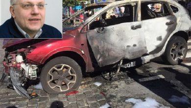 Photo of В Киеве взорвали майданного журналиста Павла Шеремет