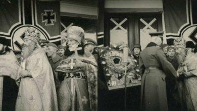Photo of «Униатский священник должен иметь наготове флаг со свастикой…»