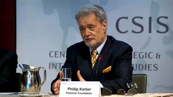 Военный эксперт Филипп Карбер
