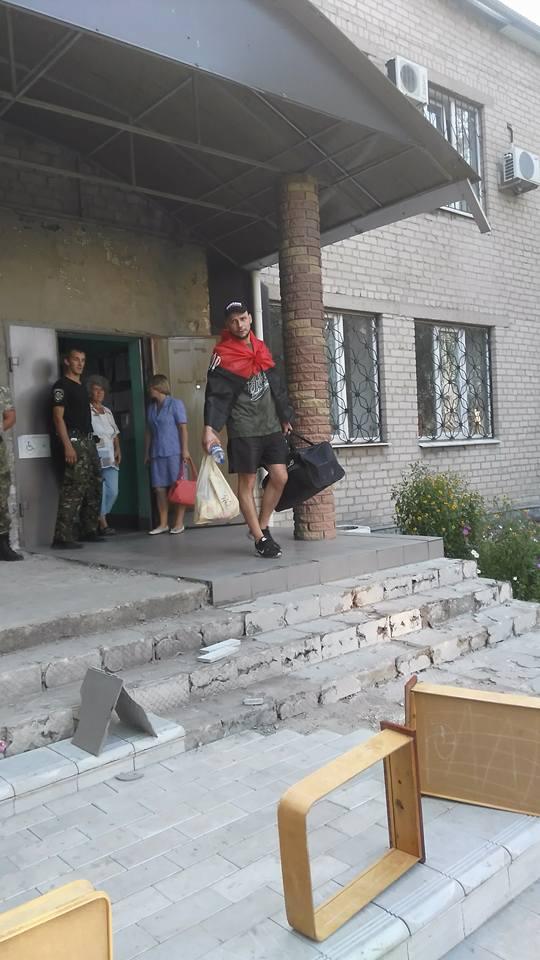 Рагуль-шоу водителя-экспедитора из Рады и Людоед