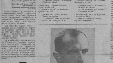 Photo of Украинское Гестапо конфисковало документы бандитов УПА