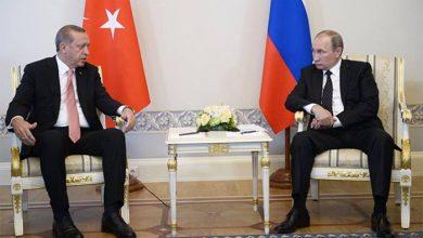 Photo of Путин и Эрдоган. Первая встреча, первые впечатления
