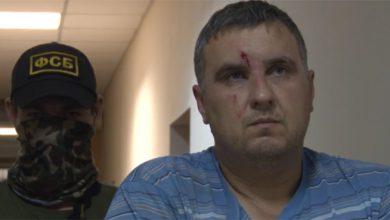 Photo of Оперативное видео крымского ФСБ: арсенал террористов и арестованный боевик