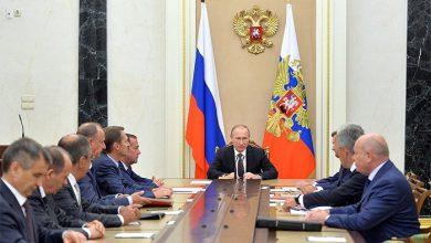 Photo of Президент РФ провёл оперативное совещание с Совбезом после диверсий в Крыму