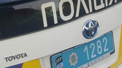 """Photo of В Виннице полицаи """"дристанули"""" из-за наклейки ДНР"""
