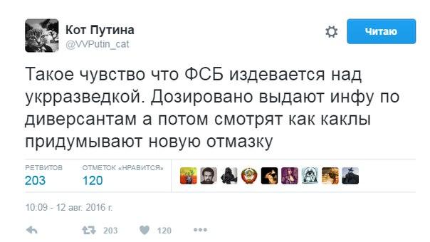 «Несознанка» по-киевски: путчисты отказываются признавать ответственность за попытку терактов в Крыму
