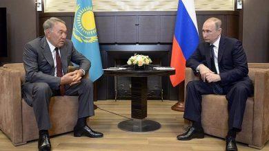 Photo of Порошенко позвонил Назарбаеву и просил передать другу Владимиру…