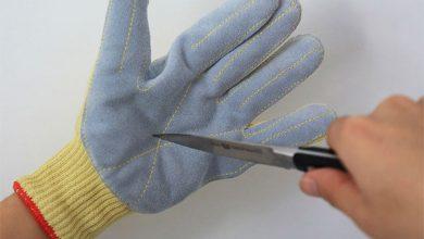 Photo of Рабочие перчатки безопасность или предостережение