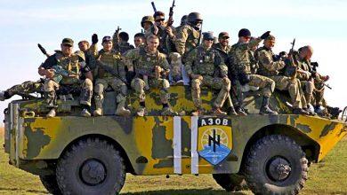 Photo of Путчисты выводят карателей «Азова» из Мариуполя