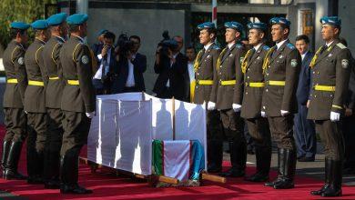 Photo of Каримова похоронили в Самарканде