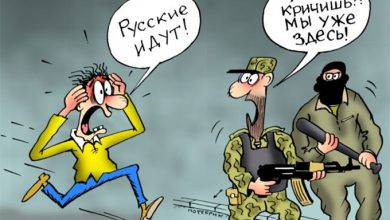 Photo of Майдаунам доходчиво объяснили, почему Порошенко и Турчинов — агенты Путина