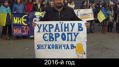 Photo of Жители нацистской Украины в 2017 году будут получать зарплаты в 3 раза меньше, чем до переворота