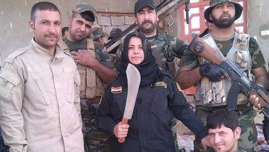 """Photo of Домохозяйка из Ирака против мусульманских """"бандеровцев"""""""