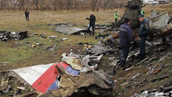 Доклад по MH17: одну подделку заменили на другую