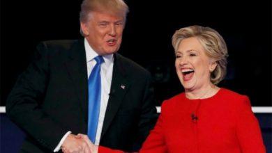 Photo of Хиллари Клинтон? Доставайте зеркало, чеснок и святое распятие
