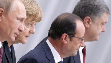 Photo of Порошенко и Меркель о переговорах в Берлине по Украине