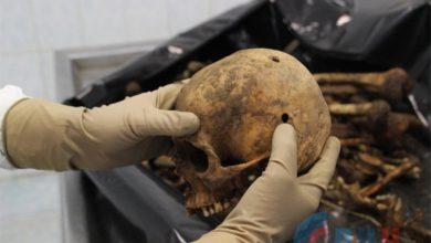Photo of Под Лутугино найдено тайное захоронение жертв украинских фашистов