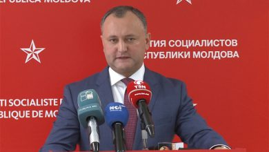 Photo of В Молдавии состоялись выборы президента — лидирует социалист Додон