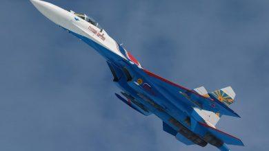 Photo of Летчик-испытатель John Farley о Су-27
