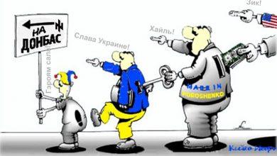 Photo of Украина повторяет все ошибки Третьего Рейха и готовится стать российской колонией