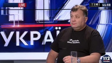 Photo of Смелая речь политолога в Киеве: ЛДНР — не сепаратисты, на телеканалах — цензура