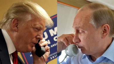 Photo of Трамп поговорил по телефону с богом хохлов