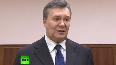 Photo of Легитимный президент Украины об очной ставке с киевским узурпатором