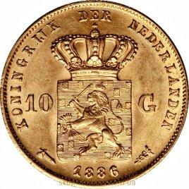 Нидерландский гульден - альтернатива современным инвестиционным монетам
