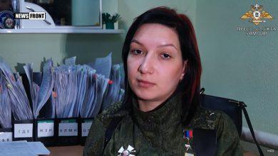 Photo of Герой ДНР Екатерина Панфилова