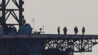 Photo of «Треба тікати»: как киевские узурпаторы искали приключений у газовых вышек Черноморнефтегаза