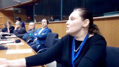 Photo of Татьяна Монтян в Европарламенте: Украина – failed stat, её разорвут