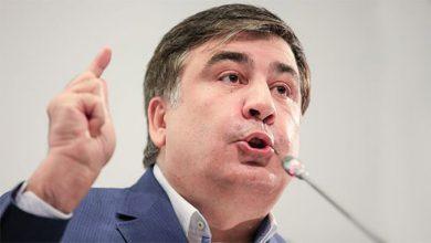 Photo of Саакашвили пожаловался, что его брутально украинизировали