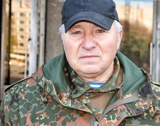 полковник Николай Черёмухин