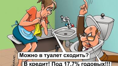 Photo of Нацистская Украина: суммы коммунальных платежей окончательно сравнялись с зарплатами