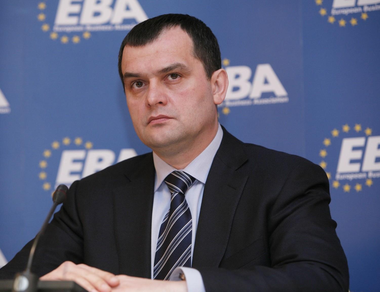 Виталий Захарченко, экс-глава МВД Украины