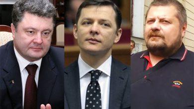 Photo of На встречи с Порошенко скоро всех будут пускать только голышом