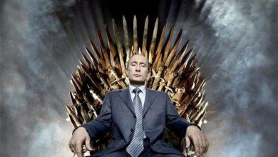 Photo of Путин Всемогущий