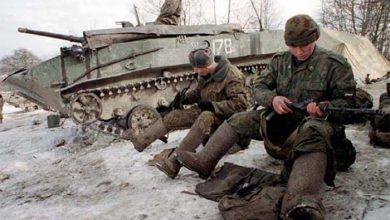 Photo of О попытке наступления киевских карателей под Дебальцево
