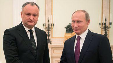 Photo of Президент Молдавии хочет разорвать соглашение с ЕС и присоединится к «таёжному союзу»