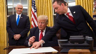 Photo of Трамп подписал указ о выходе США из Транстихоокеанского партнерства