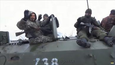 Photo of Репортаж с позиций батальона, разгромившего киевских карателей под Дебальцево